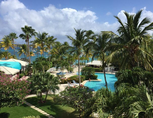 Elysian Beach Resort Pool 14