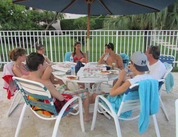 Elysian Beach Resort Pool 16
