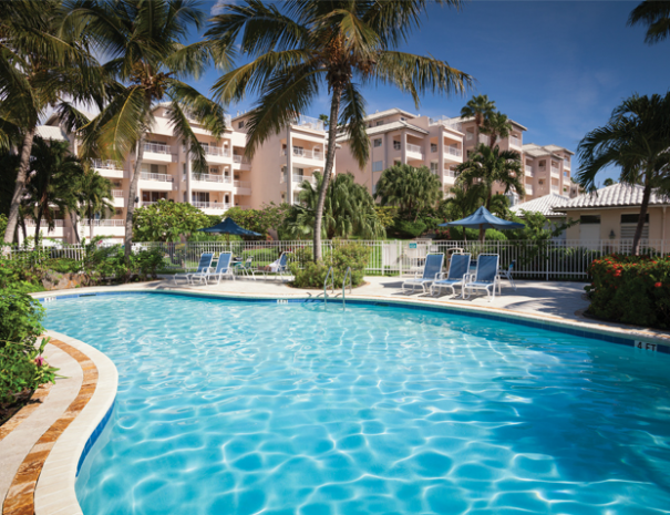 Elysian Beach Resort Pool 2